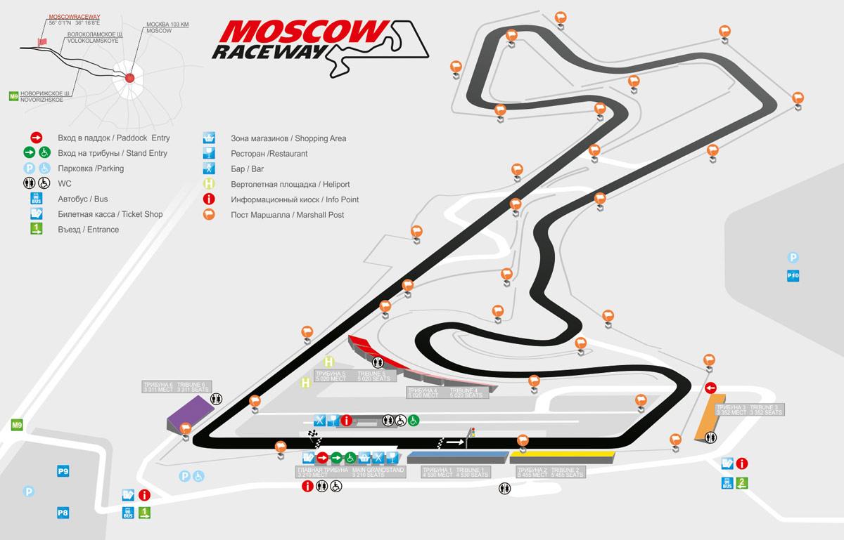 Shema Moscow Raceway 300x199 WTCC в России: впервые домашняя гонка для LADA Sport LUKOIL.