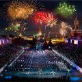 """Международный военно-музыкальный фестиваль """"Спасская башня 2015"""""""