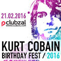 KURT COBAIN BIRTHDAY FEST 2016