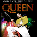 God Save the Queen/Dios Salve a la Reina.