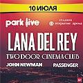 LANA DEL REY. PARK LIVE