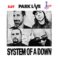SYSTEM OF A DOWN. PARK LIVE.THREE DAYS GRACE