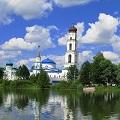 Раифский Богородицкий мужской монастырь и Храм всех религий