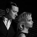 Егор Бероев и Басиния Шульман