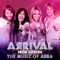 ARRIVAL FROM SWEDEN ABBA SHOW